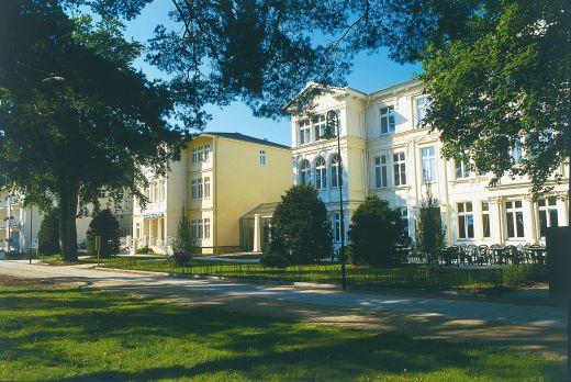 Upstalsboom Hotel - Bild: Upstalsboom Hotel Ostseestrand