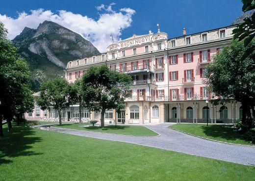 Grand Hotel Bagni Nuovi, Lombardei – Foto: Italy Bike Hotels
