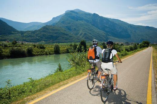 Radfahren durch Italiens Landschaften - Fotocredit: Italy Bike Hotels
