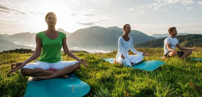 Meditation in Reiter´s Posthotel c by Maxum/ Wiesenhofer Reiter's Posthotel Achenkirch/ Tirol/ A