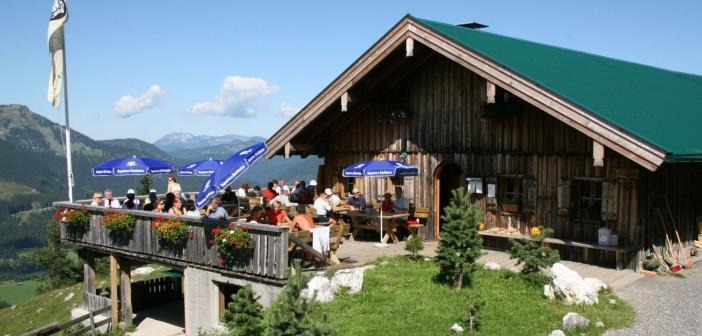 Falkenmoosalm des Reiter´s Posthotel  Reiter's Posthotel Achenkirch/ Tirol/ A