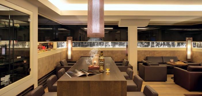 Cigar Lounge in Reiter´s Posthotel  Reiter's Posthotel Achenkirch/ Tirol/ A