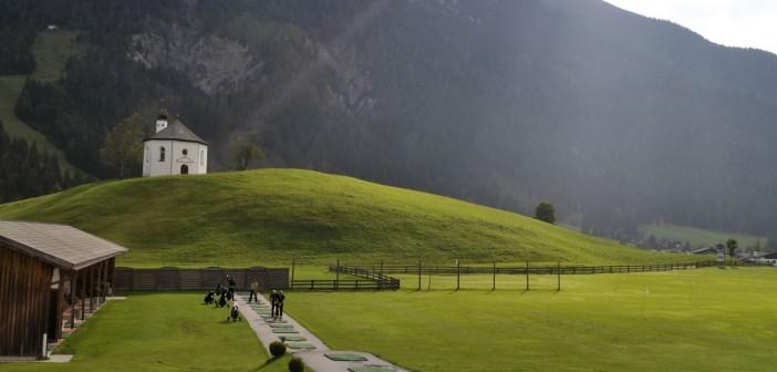 Drivingrange Alpengolf Reiter´s Posthotel  Reiter's Posthotel Achenkirch/ Tirol/ A