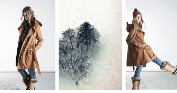 finside präsentiert ihre neue Outdoor Kollektion AW14 - Fotocredit: finside