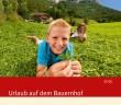 """Wer Ferien in Südtirol plant, erhält den druckfrischen Katalog """"Urlaub auf dem Bauernhof 2015"""" kostenlos unter www.roterhahn.it. Bildnachweis: """"Roter Hahn"""""""