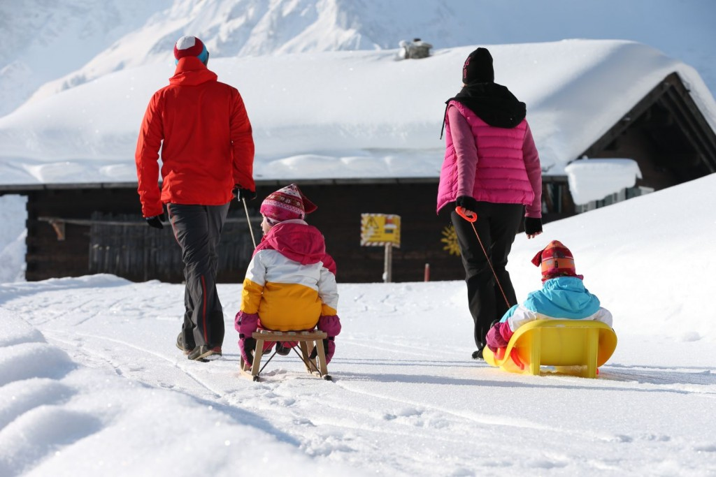 Kleinwalsertal Winter Wandern - Copyright: Kleinwalsertal Tourismus eGen