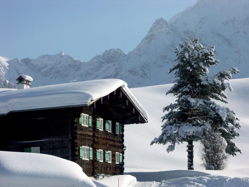 Walserhaus - Copyright: Kleinwalsertal Tourismus eGen