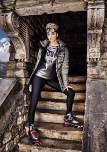 HW15/16-Kollektion der Luxury-Sportswear-Brand Goldbergh - Fotocredit: Goldbergh