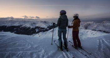 Sonnenaufgangsfahrt HochjochTotale - © Silvretta Montafon | Daniel Zangerl
