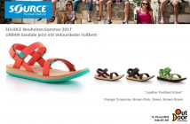 SOURCE LEATHER FOOTBED URBAN