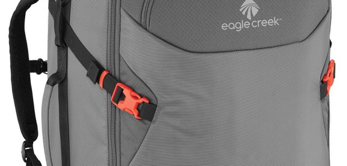 Neuer Rucksack-Trolley –  Eagle Creek Expanse Convertible